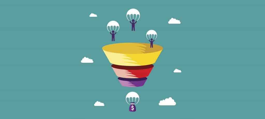 Meer sales en leads. Het belang van een doordachte sales funnel.